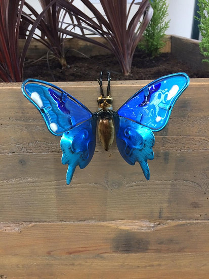 Butterfly Pot Hangers (Various Colours Mix)