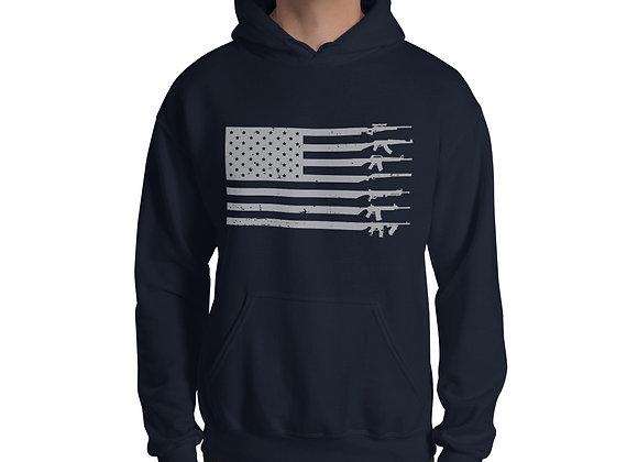 GnG Flag Guns Only Pull Over