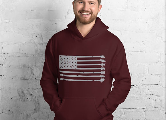 GnG Flag Guitars Only Pull Over