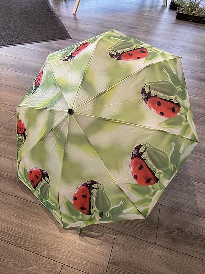 Ladybird folding umbrella