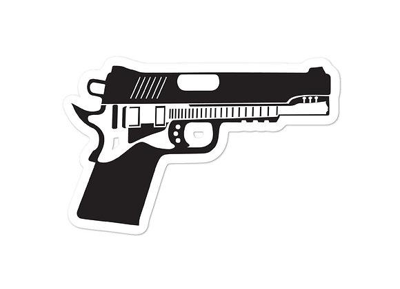 2019 GnG Logo Sticker