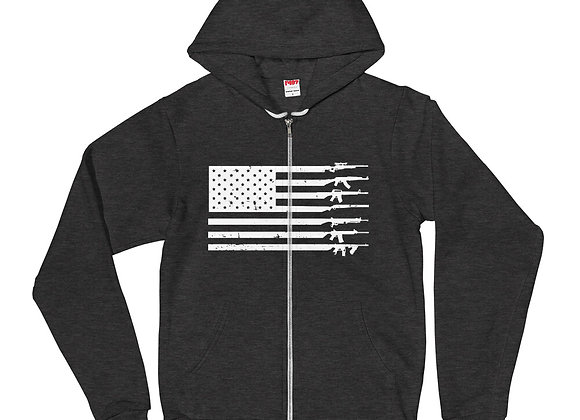 GnG Flag Guns Only Hoodie