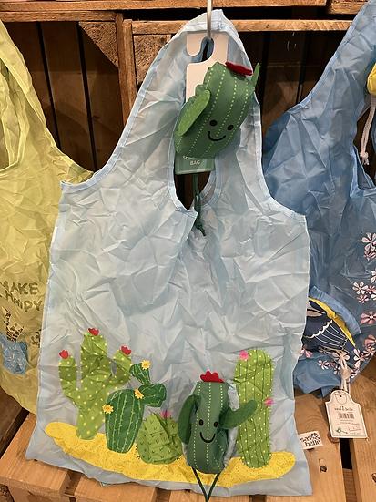 Cactus shopping bag
