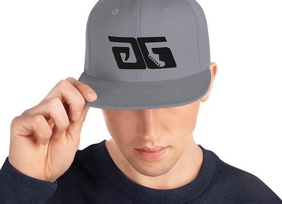 2020 GnG Logo Snapback Hat (Black Logo)