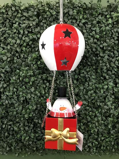 Coloured balloon springer