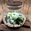 Thumbnail: Light up round terrarium green fittonia