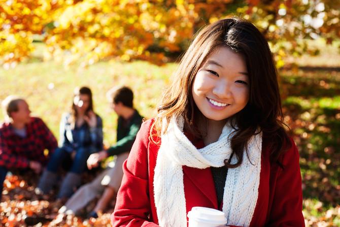 Thanksgiving Break (Student Style)