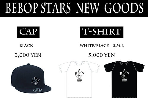 【CAP】BEBOP STARS / Original CAP ver.1
