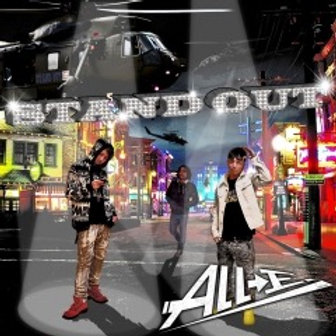 【CD】ALLy codE(ALL-E) / 「Stand Out」