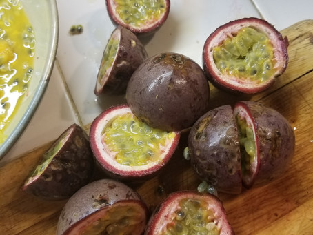 Jamming with Passion Fruit