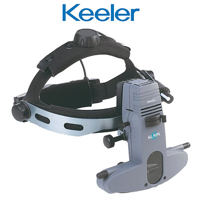 Keeler All Pupil II Slimline Wireless