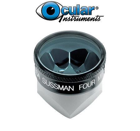 Ocular Sussman Four Mirror Hand Held Gonioscope