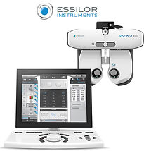 Essilor Vision R-800 Head and controller