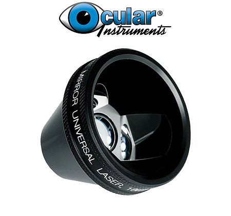 Ocular Three Mirror Universal Laser