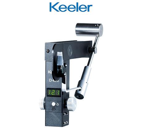 Keeler D-KAT Z-Type Digital Tonometer Ma