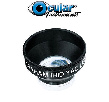 Ocular Abraham Iridectomy YAG