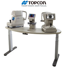 Topcon AIT-350W with instruments Table 1