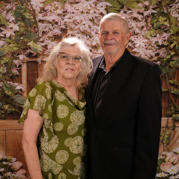 Walter & Beverly Pope