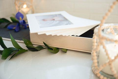 Folio Boudoir Box