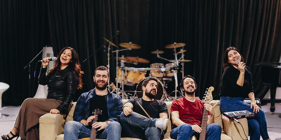 TEKARABA Turkish Pop Band @ Meyhouse