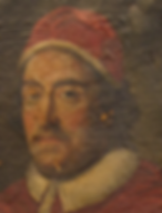 Portrait du pape Clément XI