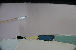 Restauration -peinture contemporaine