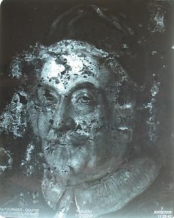Portrait du pape précédent, Innocent XII