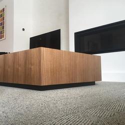 seamless coffee table