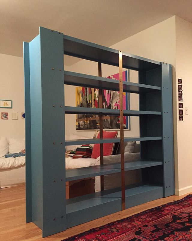 knock down bookcase