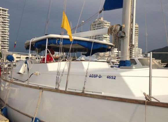 Crucero (Santa Marta 55 Ps/Ft)
