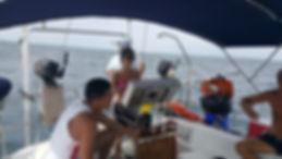Curso de navegación maritima colombia