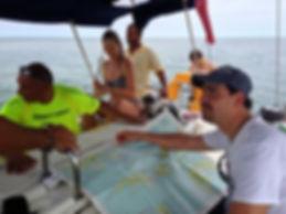 Cómo ser capitan de barco