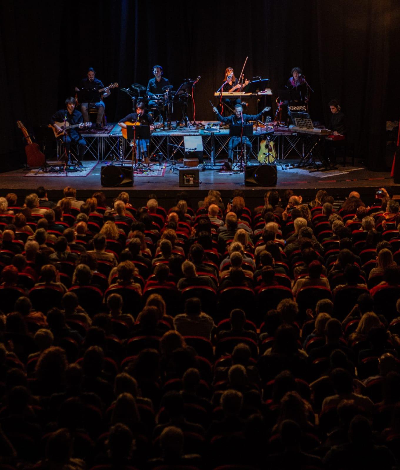 I Notturni di De Andrè in concerto