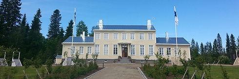 Kajaanin Seppälän Impilinna, jossa sijaitsee Oreganan käyttämä tuotekehityskeittiö.