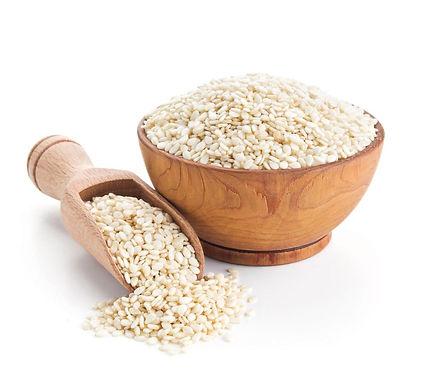 White Seasame Seeds