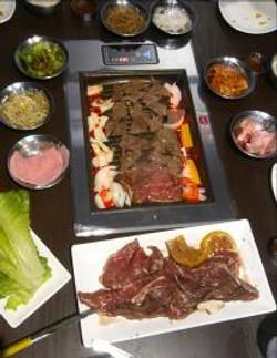 Korean BBQ Grill