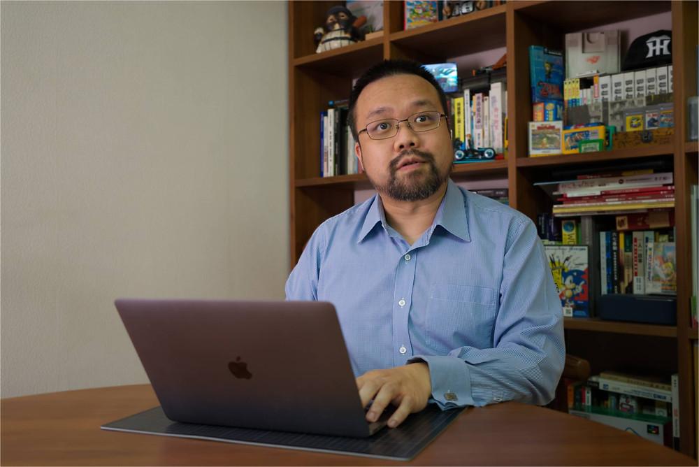 Chun Shek Chan facilitate a Total SDI coaching