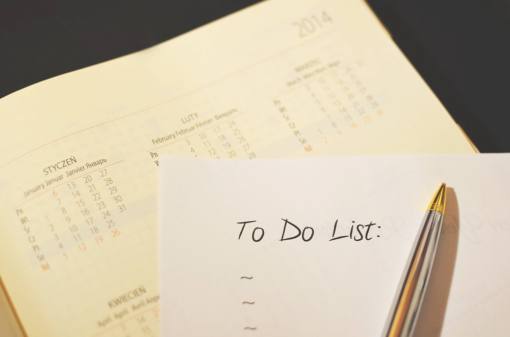 How to get rid of your to do list