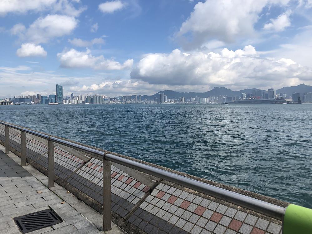Hong Kong Bay at Quarry Bay