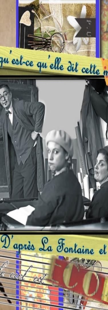 """""""Mais qu'est-ce qu'elle dit cette Morale?"""" par le Théâtre de Nihilo Nihil"""