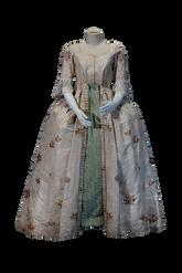 Spitalfields Silk Dress