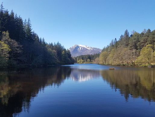 Small Walks, Big Views: the Best Short Walks in Glencoe