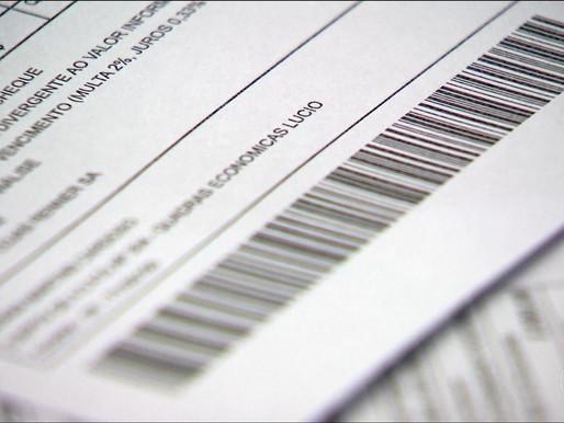 Boletos poderão ser usados para aportes ou depósitos em contas