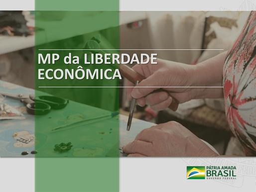 MP da liberdade econômica é sancionada; veja os principais pontos