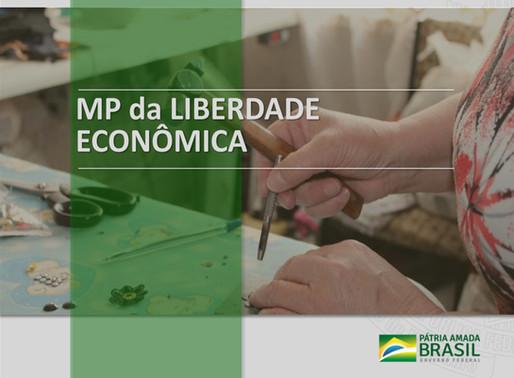 As principais mudanças da MP da Liberdade Econômica