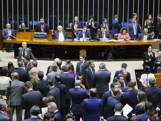 Câmara aprova texto-base da MP da Liberdade Econômica