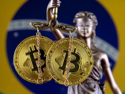 Justiça brasileira bloqueia bens de empresas que garantiam lucro com o Bitcoin