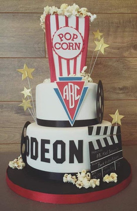 A Blockbuster of a Cake!