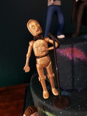 C-3PO karaoke!