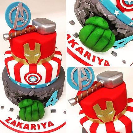 Avengers......Assemble!
